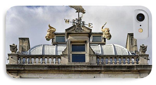 Billingsgate Fish Market London IPhone Case