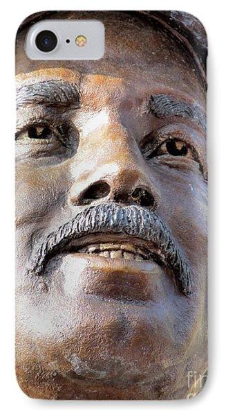 Billy Williams - 26 IPhone Case by David Bearden