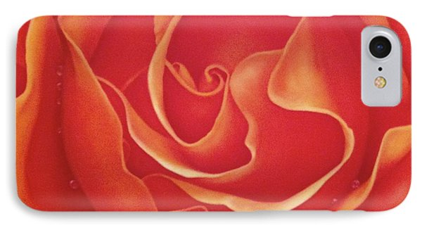 Biltmore Rose IPhone Case