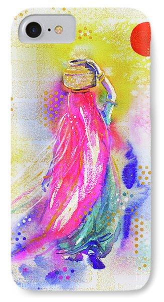 Bindi IPhone Case by Zaira Dzhaubaeva