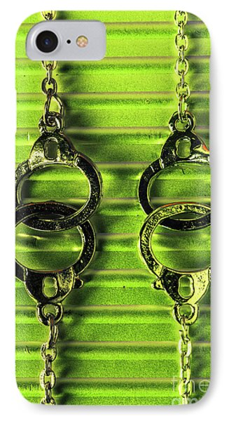 Punishment iPhone 7 Case - Binding Crimes by Jorgo Photography - Wall Art Gallery