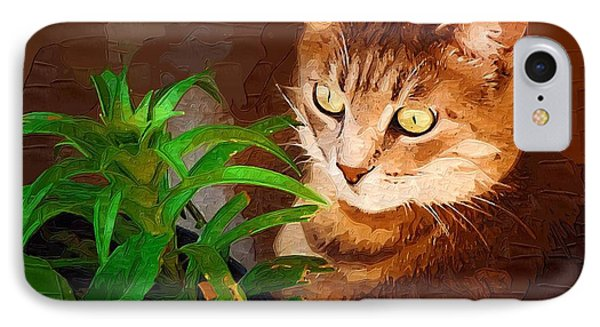 IPhone Case featuring the photograph Bink by Donna Bentley