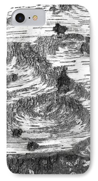 IPhone Case featuring the photograph Birch by Colleen Williams