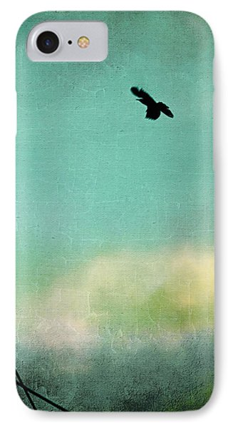 IPhone Case featuring the photograph Bird City Revisited by Trish Mistric