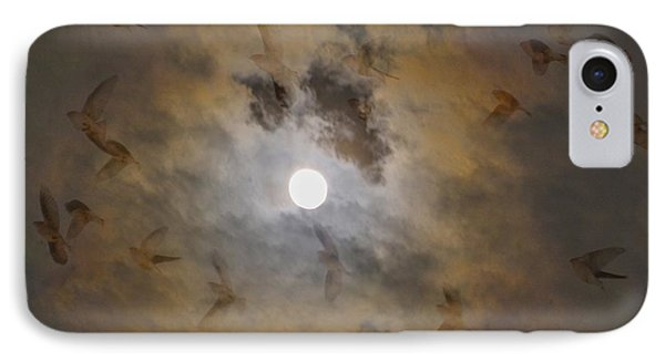 Bird Dreams IPhone 7 Case by Sue McGlothlin