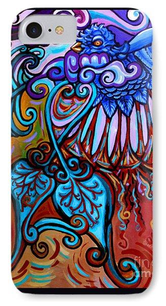Bird Heart II Phone Case by Genevieve Esson