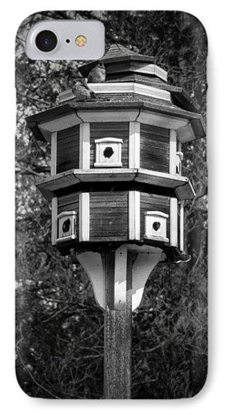 IPhone Case featuring the photograph Bird House by Jason Moynihan