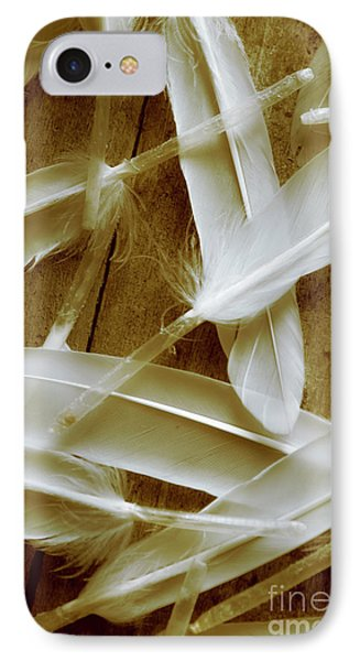 Dove iPhone 7 Case - Bird-less Of A Feather by Jorgo Photography - Wall Art Gallery