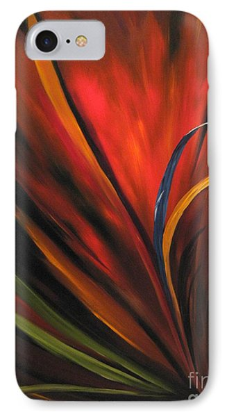 Bird Of Paradise IPhone Case by Carol Sweetwood