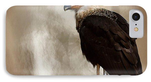 Bird Of Prey IPhone Case by Cyndy Doty