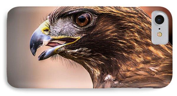 Bird Of Prey Profile IPhone Case