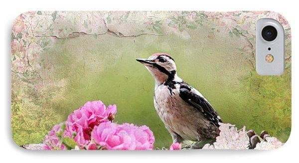 Bird Stilllife IPhone Case