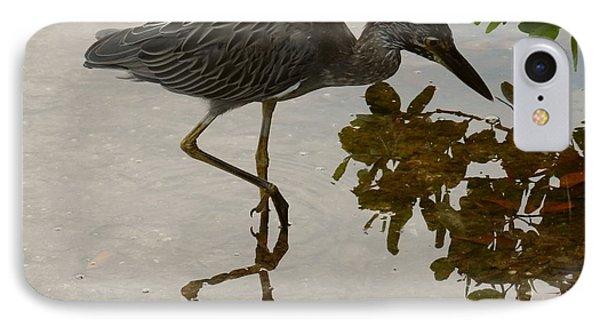 Birdreflections IPhone Case