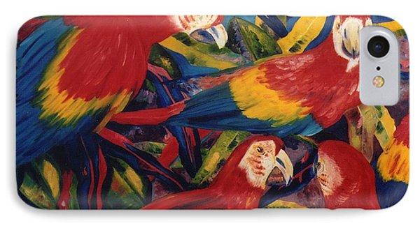 Birds In The Wild IPhone Case