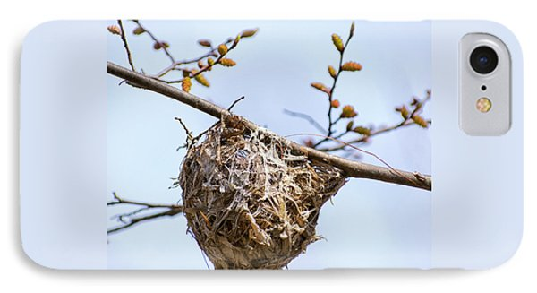 IPhone Case featuring the photograph Birds Nest by Christina Rollo