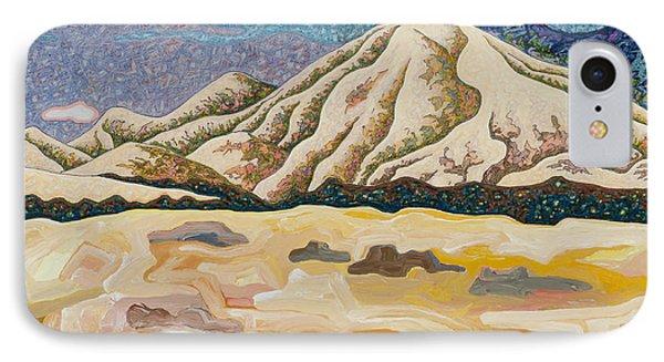 Birdseye Landscape #5 Phone Case by Dale Beckman