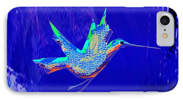 Bird Flight IPhone Case by Asok Mukhopadhyay