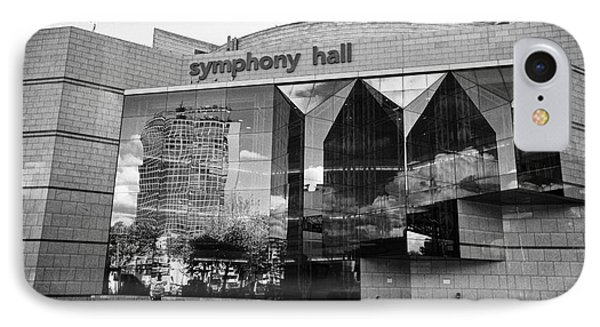 Birmingham Symphony Hall Uk IPhone Case by Joe Fox