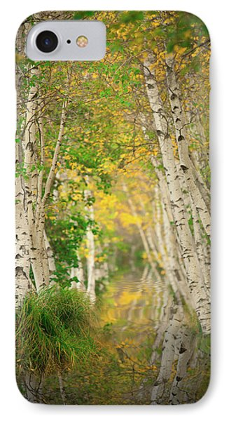 IPhone Case featuring the photograph Birtch Row  by Emmanuel Panagiotakis