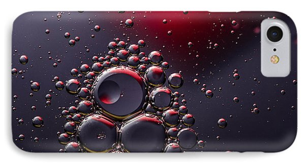 Birth Of The Red Mercury Sun IPhone Case