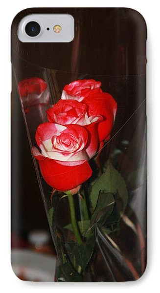 IPhone Case featuring the photograph Birthday Roses by Vadim Levin