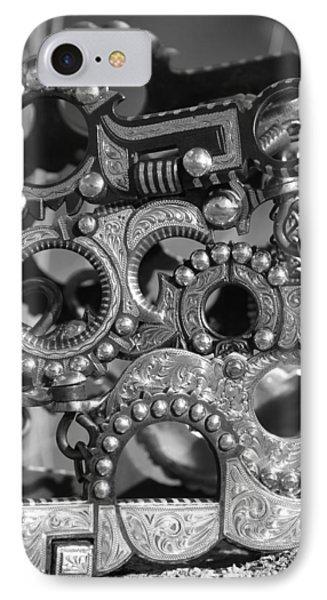 Bits IPhone Case by Diane Bohna
