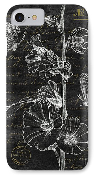 Black And Gold Hummingbirds 2 IPhone Case by Debbie DeWitt