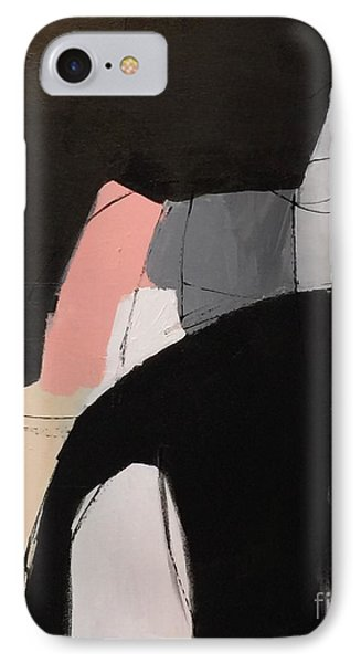 Black And White 2 IPhone Case
