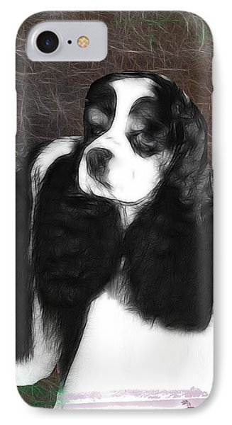 Black And White Cookie IPhone Case by EricaMaxine  Price
