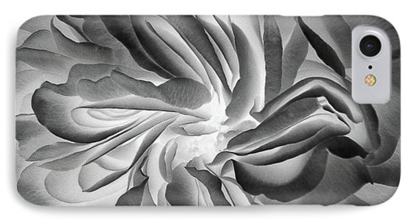Black And White No. 21-3 IPhone 7 Case by Sandy Taylor