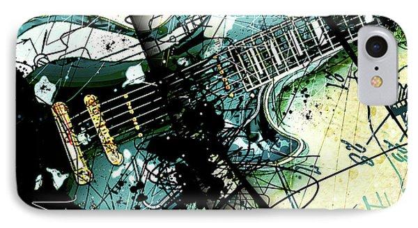 Van Halen iPhone 7 Case - Black Beauty C 1  by Gary Bodnar