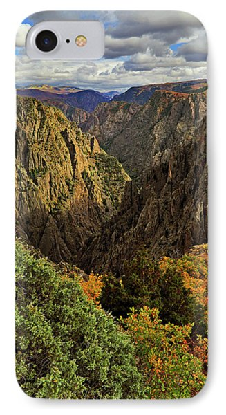 IPhone Case featuring the photograph Black Canyon Of The Gunnison - Colorful Colorado - Landscape by Jason Politte