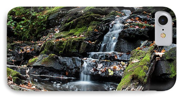 Black Creek Falls In Autumn, 2016 Phone Case by Jeff Severson