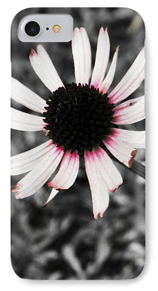 IPhone Case featuring the photograph Black Eyed by Deborah  Crew-Johnson