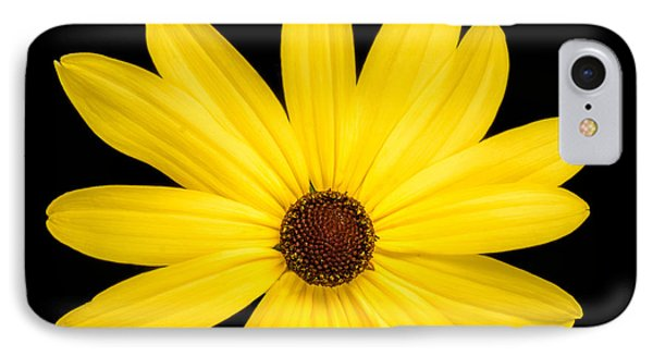 Black Eyed Susan  IPhone Case by Jim Hughes