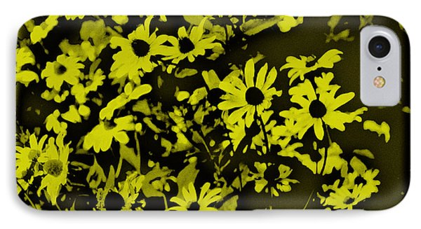 Black Eyed Susan's Phone Case by Bill Cannon