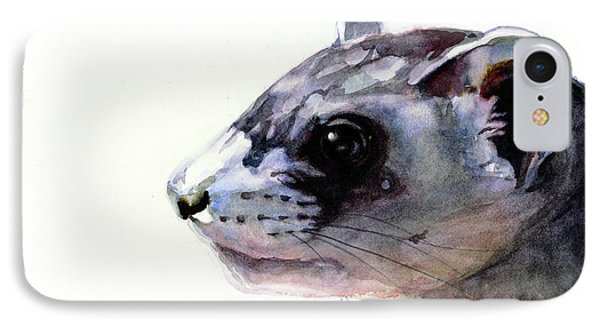 Black-footed Ferret IPhone Case