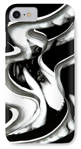 Black Magic Inverted Phone Case by Sharon Cummings