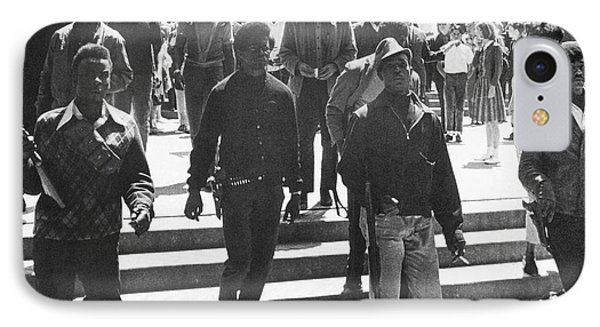 Black Panthers, 1967 Phone Case by Granger