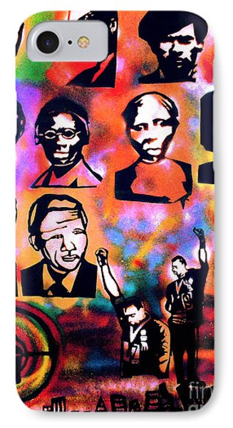Black Revolution IPhone Case