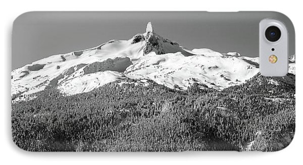 Black Tusk Phone Case by Pierre Leclerc Photography