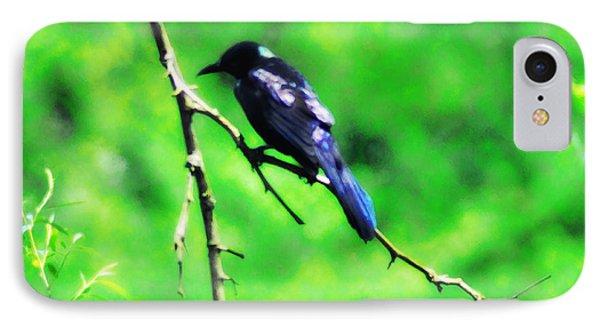 Blackbird Phone Case by Bill Cannon