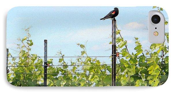 Blackbird Has Spoken IPhone Case by Joe Jake Pratt