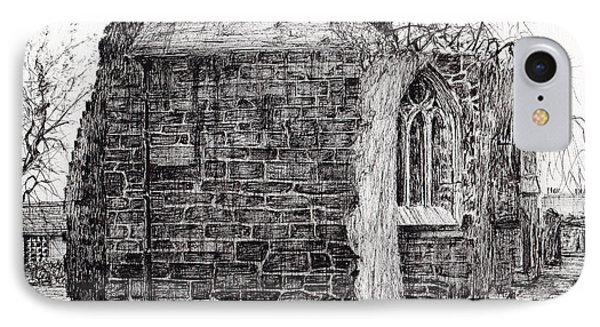 Blackfriars Chapel St Andrews IPhone Case