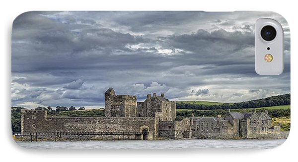 Blackness Castle IPhone 7 Case