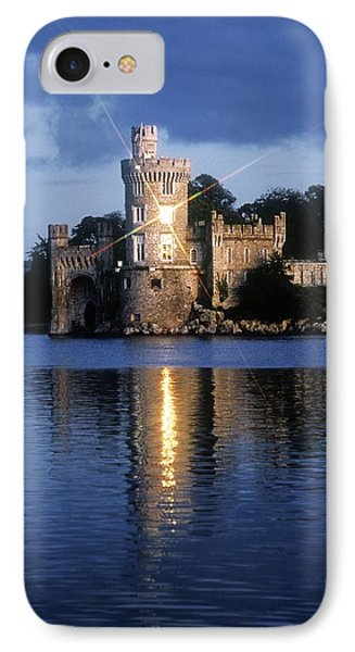 Blackrock Castle, River Lee, Near Cork Phone Case by The Irish Image Collection