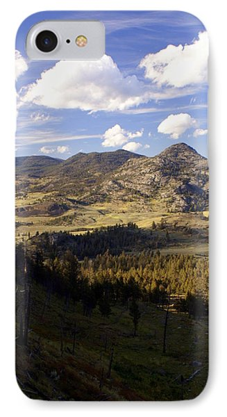 Blacktail Road Landscape Phone Case by Marty Koch