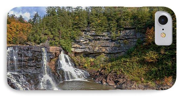 Blackwater Falls  In Autumn 3879c IPhone Case