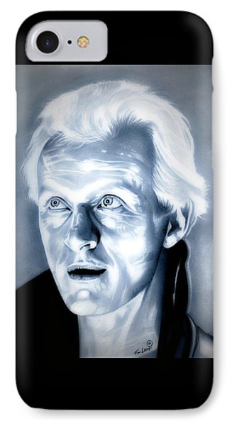 Blade Runner Roy Batty IPhone Case by Fred Larucci