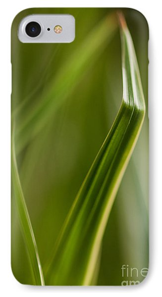 Blades Abstract 3 Phone Case by Mike Reid